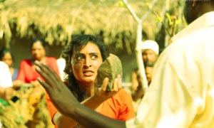 Actress Namrata Gaikwad, Zari Moviestill