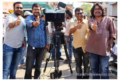 Director, Gajendra Ahire, Umesh Kulkarni