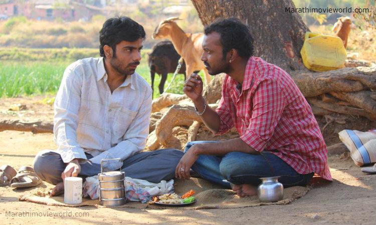 Actor Om Bhutkar, in movie Zindagi Virat