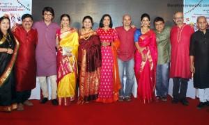 Paresh Mokashi, Lalit Prabhakar, Mrunmayee Godbole, Marathi Film 'Chi va Chi Sau Ka'