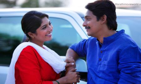 Prajakta Hanamghar actress, Priyadarshan Jadhav