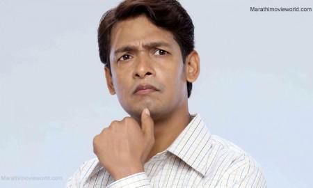 Priyadarshan Jadhav In Chala Hawa Yeu Dya Anchor
