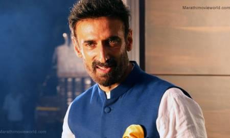 Actor Rahul Dev, 'Rocky' Marathi Movie