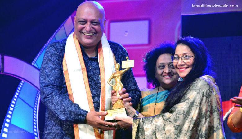 Rahul Solapurkar and Jyoti Chandekar