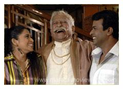 Ramesh Deo in Houn Jau De