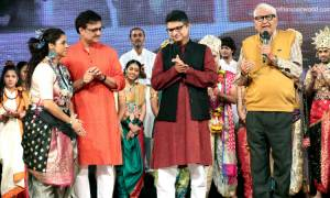 Geet Ramayan Music program