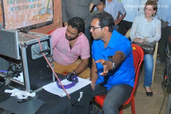 Resul Pookutty, Marathi Film Kshitij