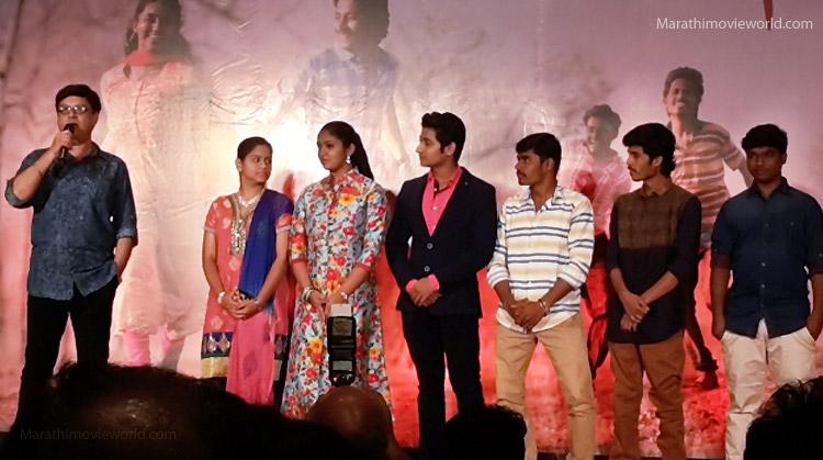 Sachin Pilgaonkar, Rinku Rajguru, Akash Thosar