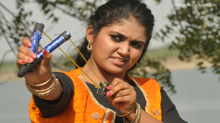 Rinku Rajguru Sairat Marathi Movie