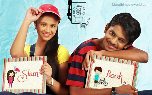 Slambook, Marathi Movie