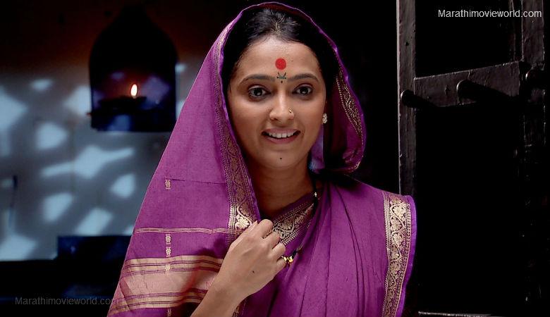 Rujuta Deshmukh in Marathi serial 'Tu Majha Sangati'