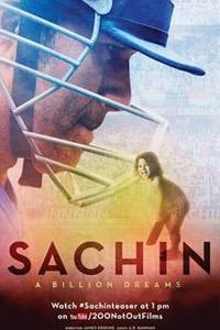 Sachin - a billion dreams'  Marathi Movie
