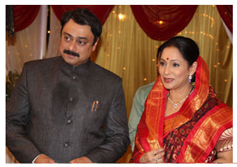 Sachin Khedekar Ashwini Bhave Actress