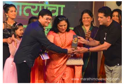 Zee Marathi in-house Tv awards - 50.2KB