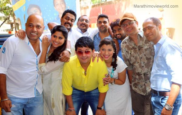 Tuhire Movie, Swapnil Joshi, Sanjay Jadhav, Sai Tamhankar