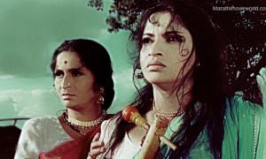 Sandhya Actress Pinjara Marathi Film