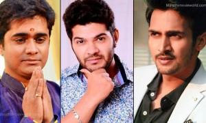 Sangram Samel, Hardik Joshi, Bhushan Pradhan