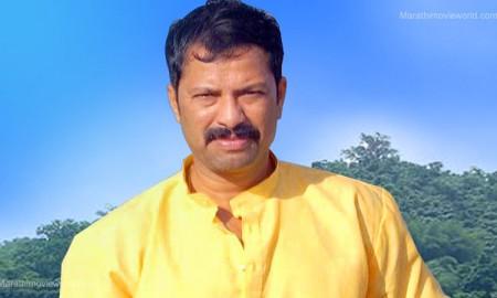 Actor Sanjay Khapre