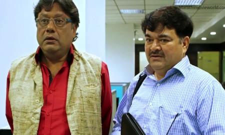 Prashant Damle, Bho Bho Marathi Moviestill, Pictures