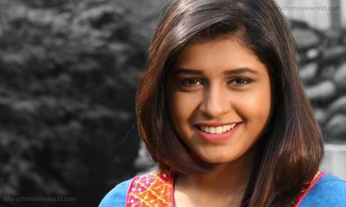 Sanskruti Balgude Marathi Actress