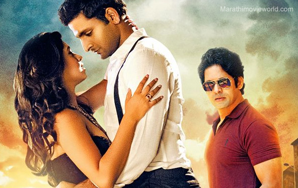 Sanskruti Balgude, Rajesh Shringarpure, Shortcut Movie
