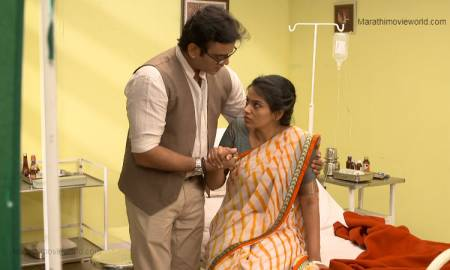 Marathi serial 'Saraswati' On Colors Marathi