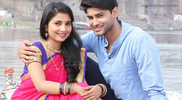 Sayali Sanjeev Rishi Saxena In Kahe Diya Pardes Serial