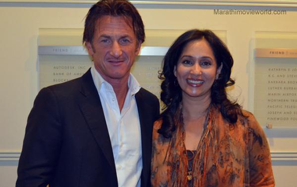 Sean Penn Ashwini Bhave