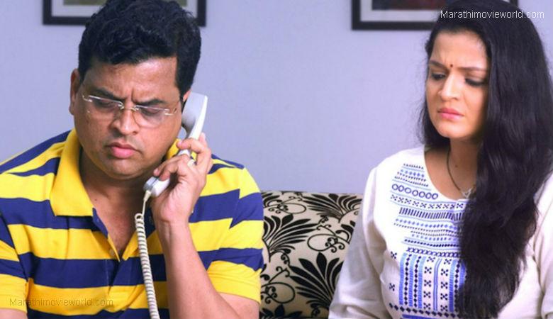 Sharad Ponkshe and Chaitrali Gupte