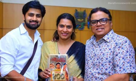 Shashank Ketkar, Leena Bhagwat, Mangesh Kadam