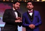Shreyas Talpade, Amey Wagh, anchoring for MFK Awards