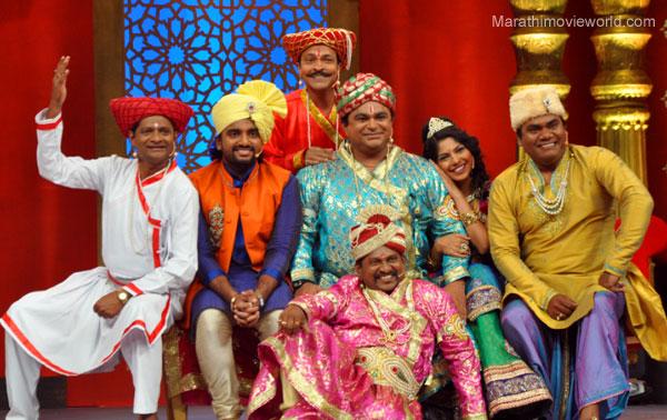 Neha Pendse Arun Kadam, Dholkichya Talawar