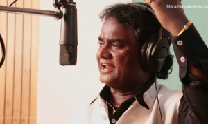 Singer Anand Shinde Pictures