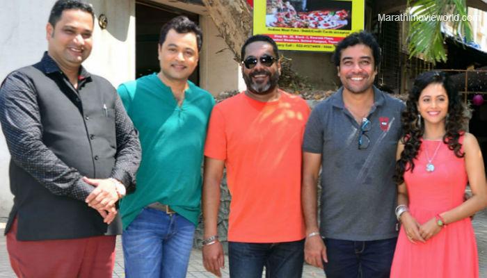 Subodh Bhave And Deepti Devi, Marathi   Movie TTMM