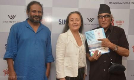 Sunil Sukthankar, Kunnie Topden, Mohan Agashe
