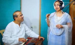 Suresh Wadkar, Padma Wadkar