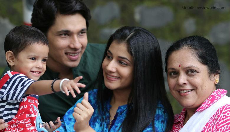 Marathi movie 'Krutant'