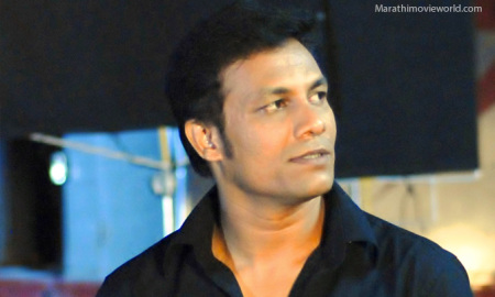 Actor Swapnil Jadhav