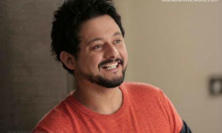 Actor Swwapnil Joshi Picture
