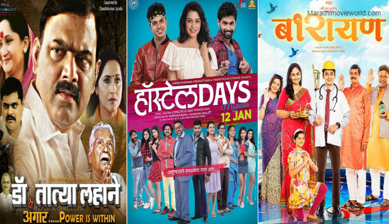 Marathi Movies Tatya Lahane, Hostel Days, Barayan