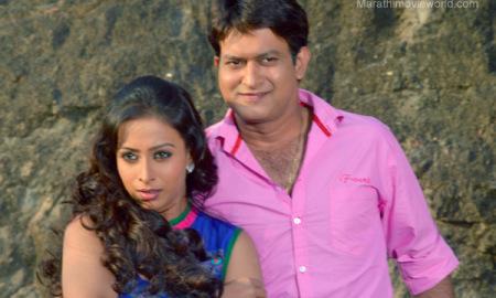 Actress Teja Devkar, Swapnil rajshekhar