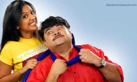 Karti Kalajat Ghusali Marathi Play, Tejashree Pradhan