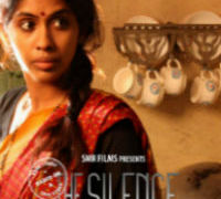 The Silence Marathi Film Poster