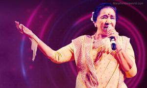Aasha Bhosale, Singer