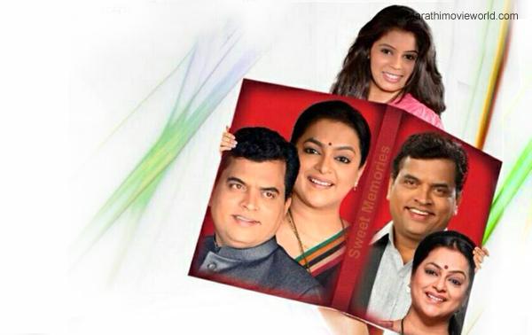Sharad Ponkshe, Ashwini Ekbote, marathi natak