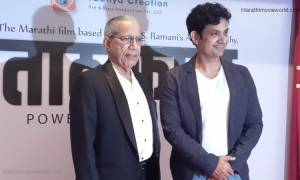 Dr.Ramani and Umesh Kamat , Marathi film 'Tath Kana'