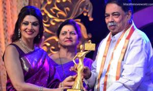 Varsha Usgaonkar And others, Chitrakarmi Awards