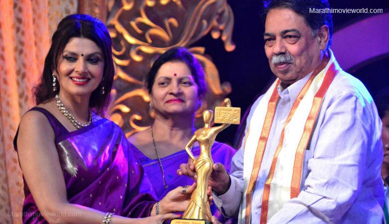 Varsha Usgaonkar And others, Chitrakarmi Awards