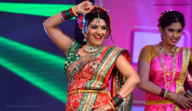 Varsha Usgaonkar, Chitrakarmi Awards