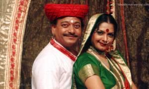 Vijay Kadam, Priyanka Shetty, Vichha Majhi Puri Kara